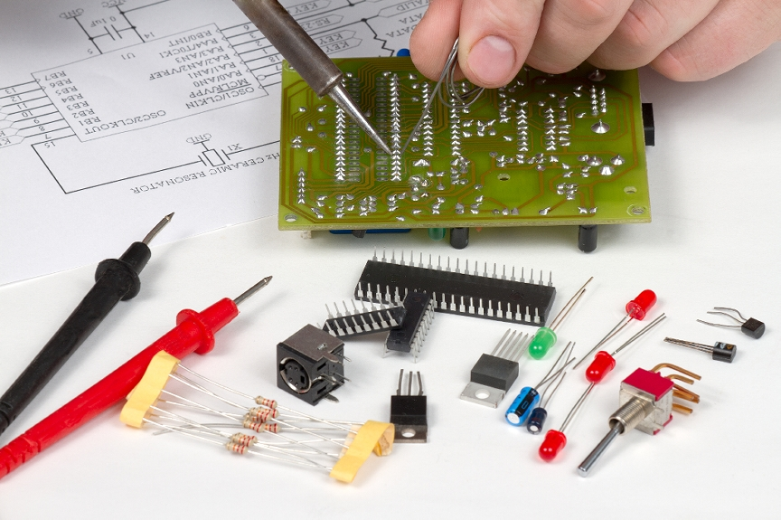 Electronic Contract Manufacturers