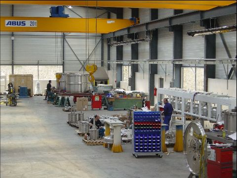 manufacturing assembly