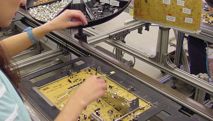 PC-board-assembly