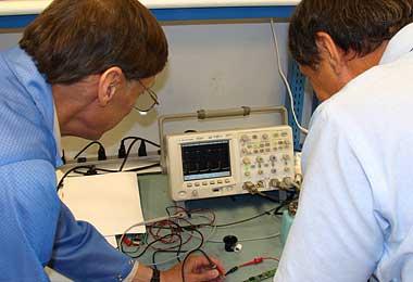 contact electronics manufacturing