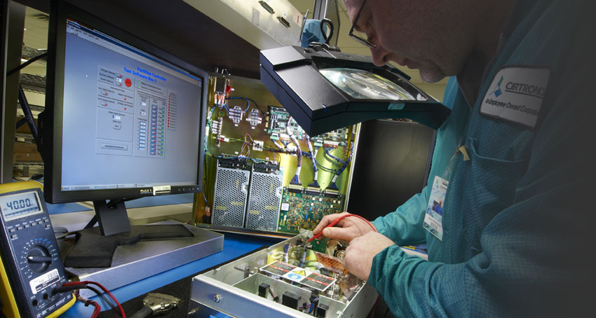 contract electronic manufacturing