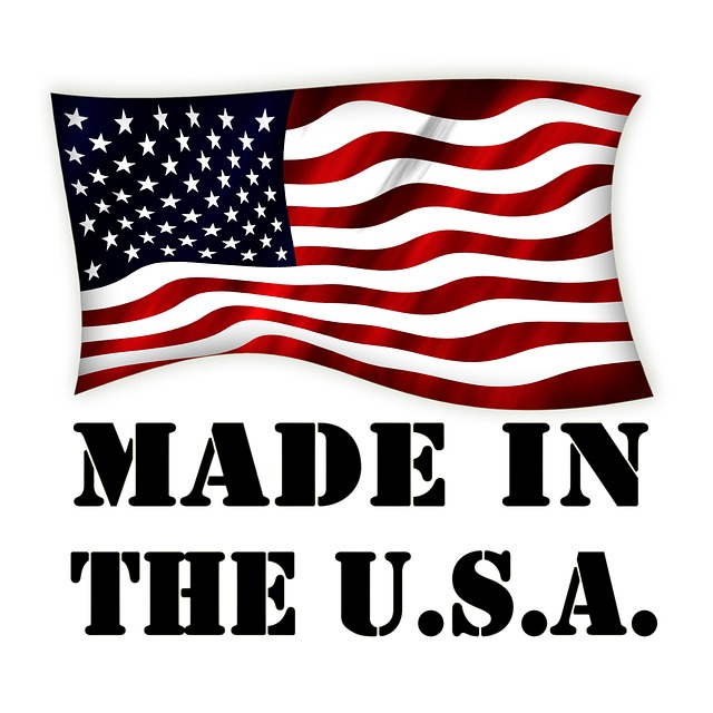 american based electronics