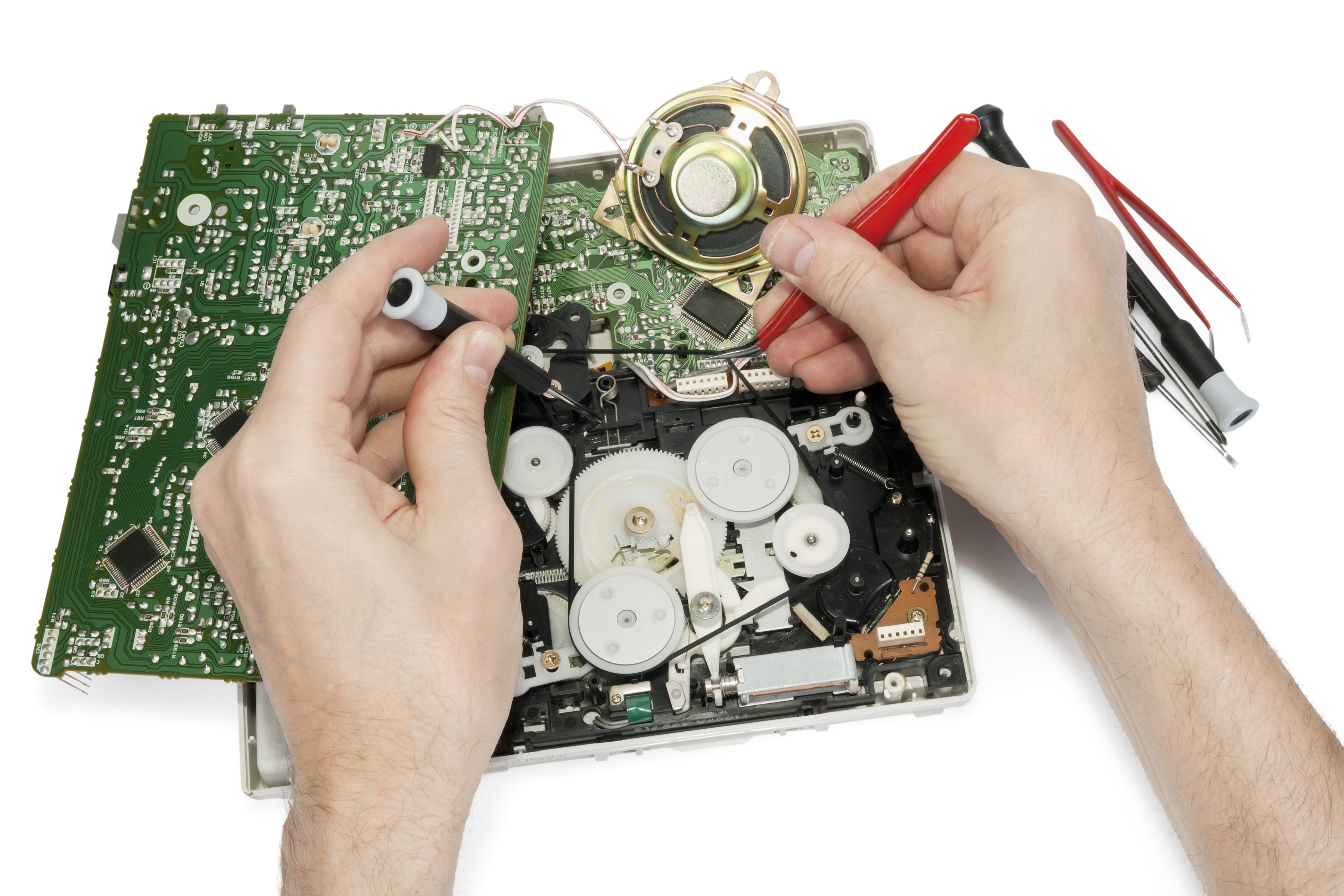 electronics repair services