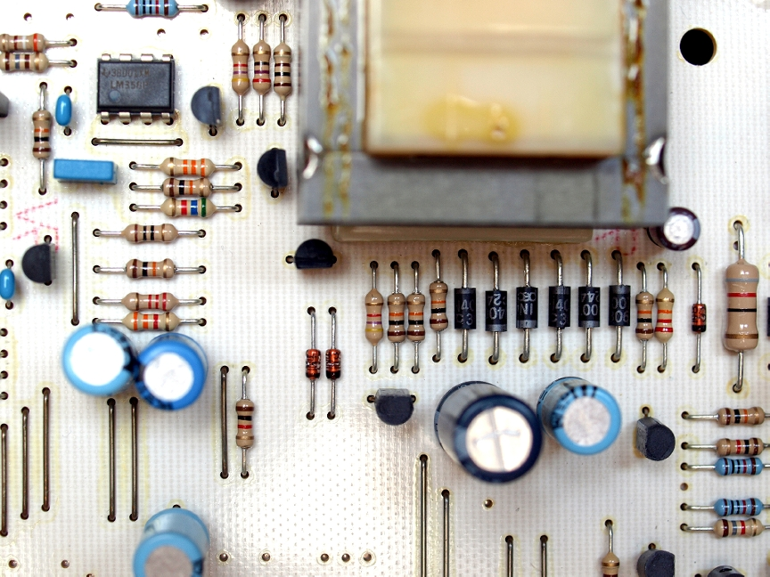 pcb assemblage